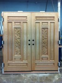 CUSTOM DOOR UNIT